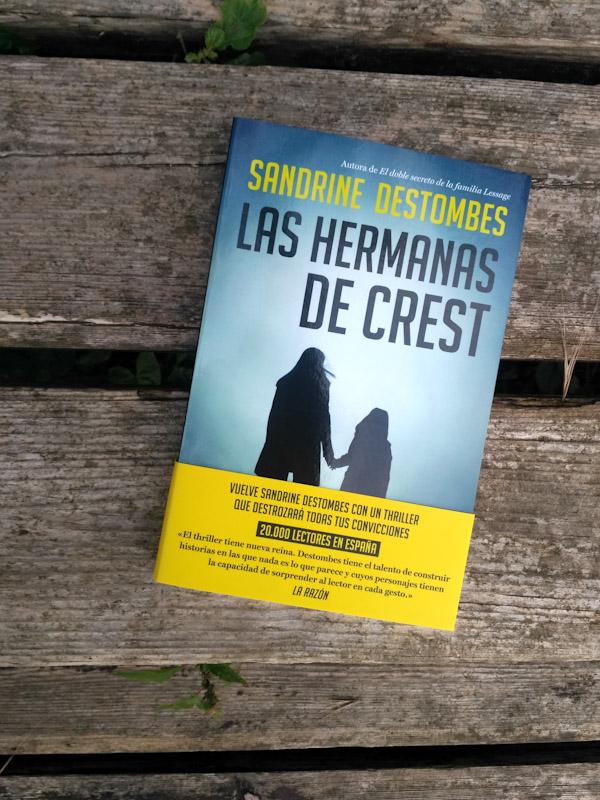 Las hermanas de Crest, de Sandrine Destombes