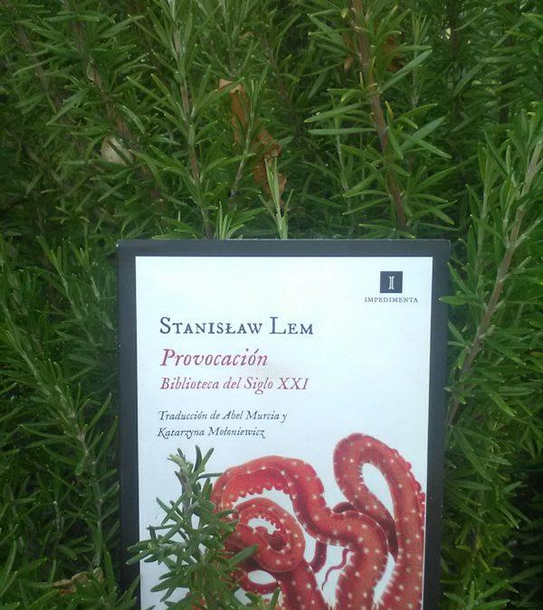 Provocación de Stanislaw Lem