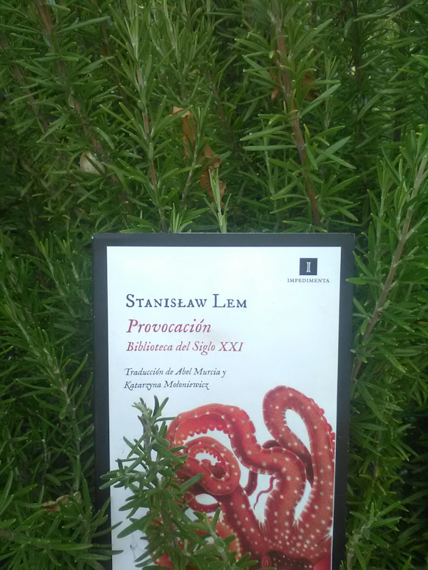 Provocación – Stanislaw Lem