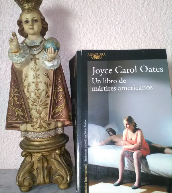 Un libro de mártires americanos de Joyce Carol Oates