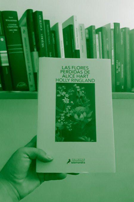 Las flores perdidas de Alice Hart de Holly Ringland