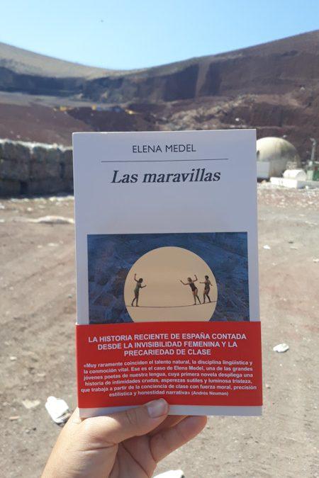 Las maravillas de Elena Medel