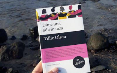 Dime una adivinanza de Tillie Olsen