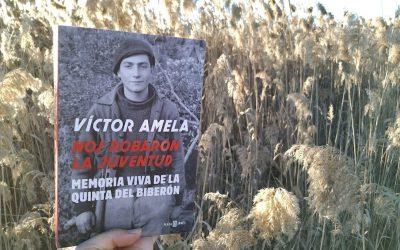 Nos robaron la juventud. Memoria viva de la quinta del biberón de Víctor Amela