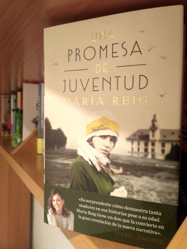 Una promesa de juventud, de María Reig