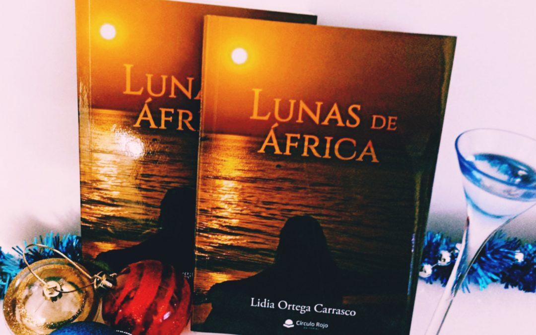 Lunas de África de Lídia Ortega Carrasco