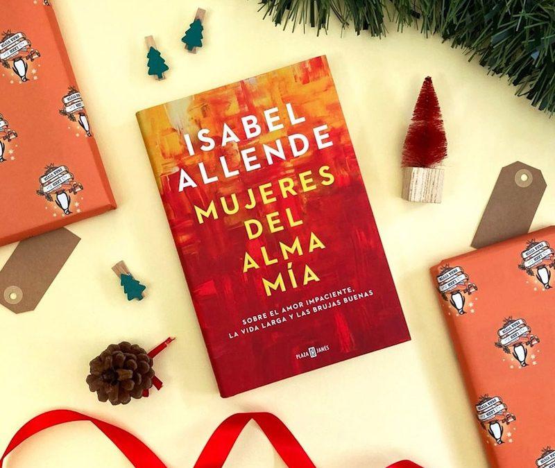 Mujeres del alma mía de Isabel Allende