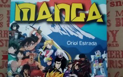 Cultura manga de Oriol Estrada