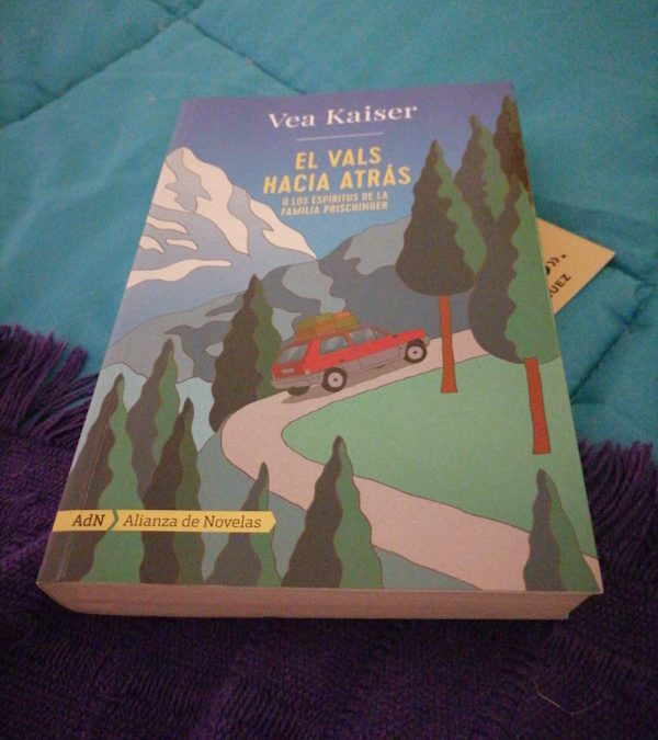El vals hacia atrás de Vea Kaiser