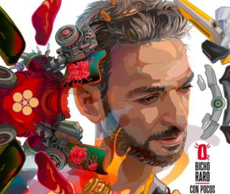 Con pocos detalles, tercer single de Bicho Raro