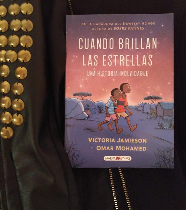 Cuando brillan las estrellas de Victoria Jamieson