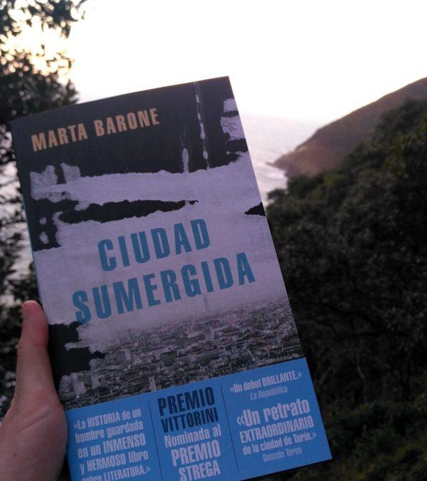 Ciudad sumergida de Marta Barone