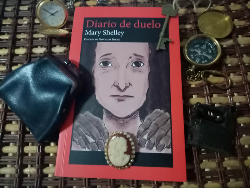 DIARIO DE DUELO de Mary Shelley