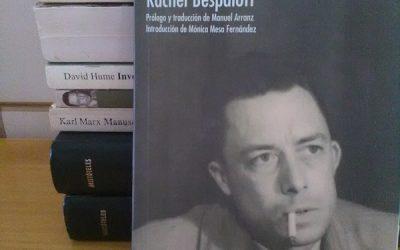 El mundo del condenado a muerte. Las encrucijadas de Camus de Rachel Bespaloff