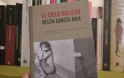 El cielo oblicuo de Belén García Abia