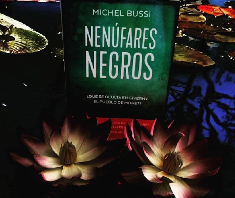 Nenúfares negros de Michel Bussi