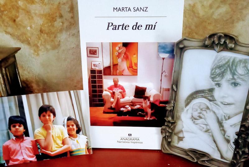 Parte de mí de Marta Sanz