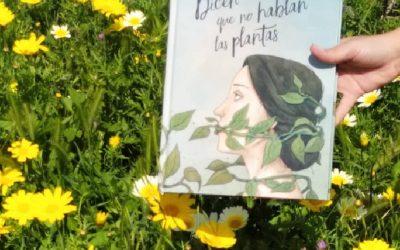 Dicen que no hablan las plantas, una propuesta poética de Raquel Lanseros y Fernando Marías