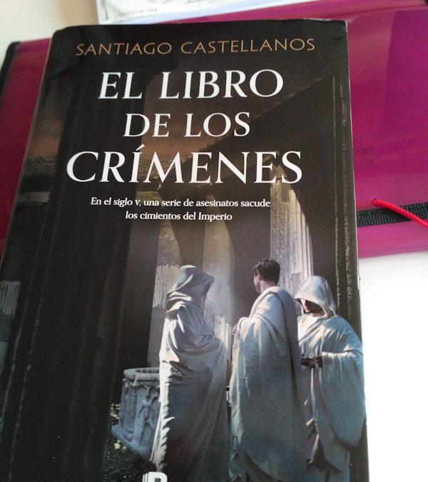 El libro de los crímenes de Santiago Castellanos