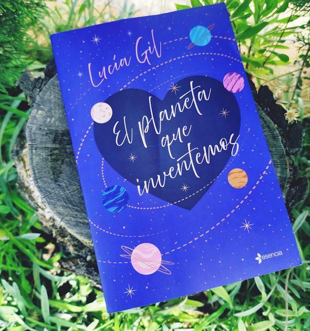 El planeta que inventemos de Lucía Gil