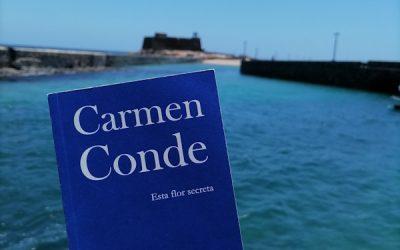 Esta flor secreta de Carmen Conde
