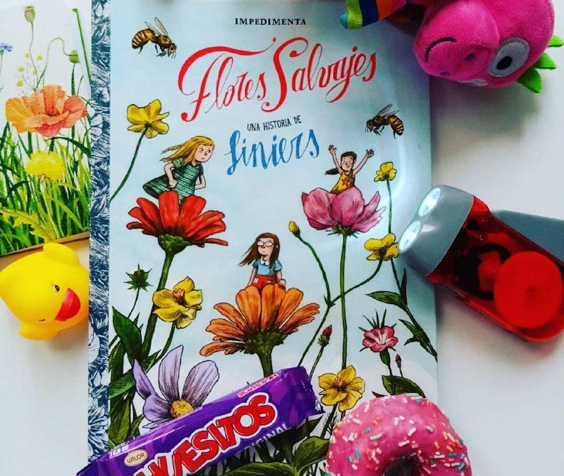 Flores Salvajes de Ricardo Liniers Siri