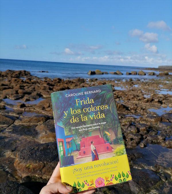 """""""Frida y los colores de la vida"""" de Caroline Bernard"""