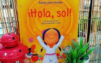¡Hola, sol! De Sarah Jane Hinder