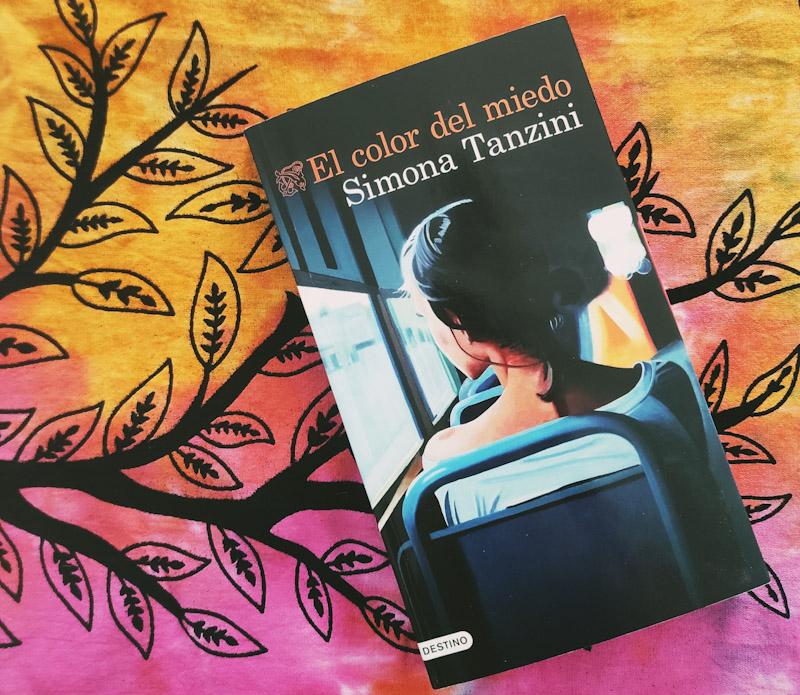El color del miedo de Simona Tanzini