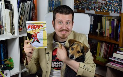 Frost, perrito de aventuras: El secuestro espacial de Doc Pastor