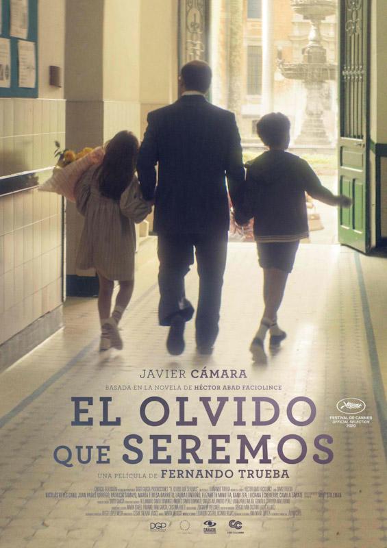 El olvido que seremos – Fernando Trueba