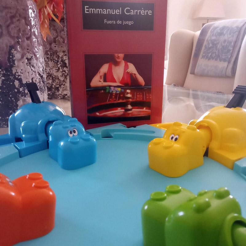 """""""Fuera de juego"""" de Emmanuel Carrère"""