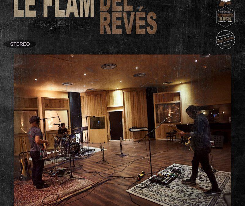 "Le Flam, ganas de ponernos ""Del revés"""