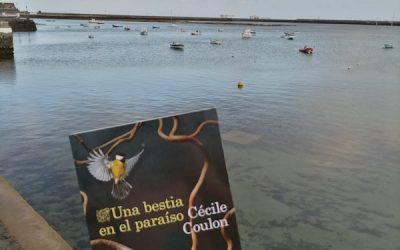 Una bestia en el paraíso de Cecile Coulon